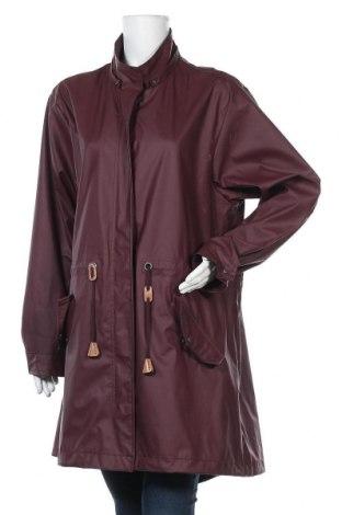 Γυναικείο μπουφάν Soya Concept, Μέγεθος XXL, Χρώμα Κόκκινο, Πολυουρεθάνης, Τιμή 24,68€