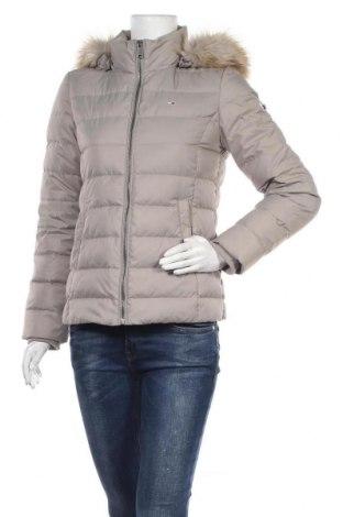 Γυναικείο μπουφάν Tommy Hilfiger, Μέγεθος S, Χρώμα Πράσινο, Τιμή 148,97€