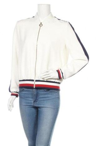 Дамско яке Tommy Hilfiger, Размер M, Цвят Бял, 100% полиестер, Цена 65,25лв.