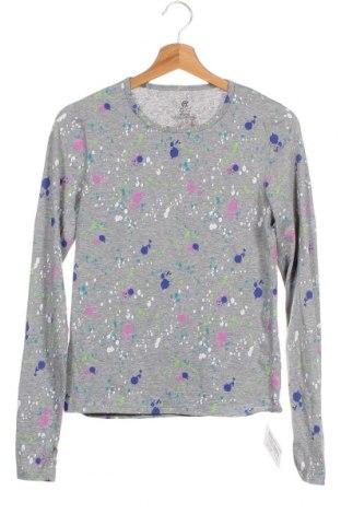 Παιδική μπλούζα Champion, Μέγεθος 14-15y/ 168-170 εκ., Χρώμα Γκρί, 58% βαμβάκι, 37% πολυεστέρας, 5% ελαστάνη, Τιμή 9,25€