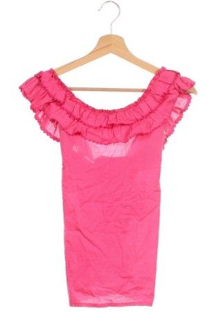 Dětská halenka  La Ormiga, Velikost 11-12y/ 152-158 cm, Barva Růžová, 60% polyester, 40% bavlna, Cena  250,00Kč