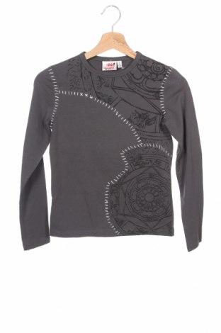 Παιδική μπλούζα Million X, Μέγεθος 10-11y/ 146-152 εκ., Χρώμα Γκρί, Βαμβάκι, Τιμή 7,42€
