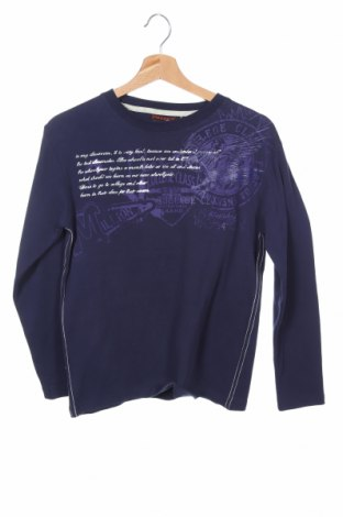 Παιδική μπλούζα Million X, Μέγεθος 10-11y/ 146-152 εκ., Χρώμα Μπλέ, Τιμή 7,42€