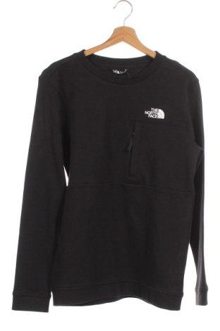 Dětská halenka  The North Face, Velikost 15-18y/ 170-176 cm, Barva Černá, 91% polyester, 9% elastan, Cena  624,00Kč