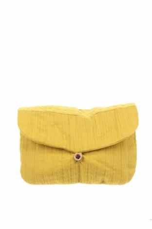 Παιδική τσάντα Gocco, Χρώμα Κίτρινο, Κλωστοϋφαντουργικά προϊόντα, Τιμή 10,10€