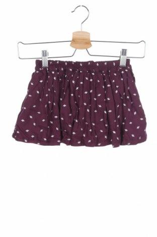 Παιδική φούστα Dp...am, Μέγεθος 18-24m/ 86-98 εκ., Χρώμα Βιολετί, Βισκόζη, Τιμή 11,66€