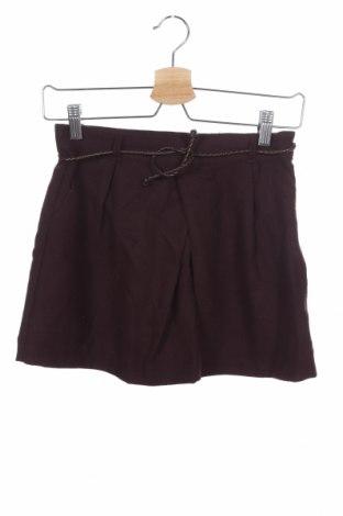 Dětská sukně  Gocco, Velikost 9-10y/ 140-146 cm, Barva Fialová, 71% polyester, 29% vlna, Cena  166,00Kč