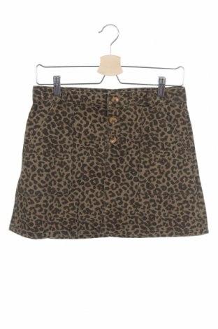Παιδική φούστα Zara Kids, Μέγεθος 13-14y/ 164-168 εκ., Χρώμα Πολύχρωμο, Βαμβάκι, Τιμή 4,09€