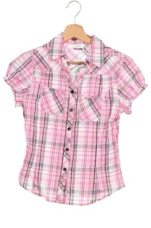 Παιδικό πουκάμισο Crash One, Μέγεθος 12-13y/ 158-164 εκ., Χρώμα Πολύχρωμο, Βαμβάκι, Τιμή 7,27€