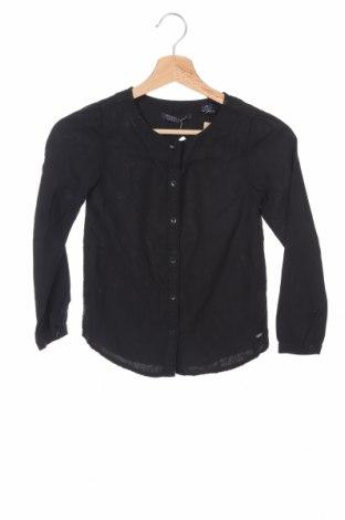 Dětská košile  Scotch R'belle, Velikost 7-8y/ 128-134 cm, Barva Černá, Lyocell, Cena  160,00Kč