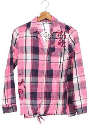 Παιδικό πουκάμισο Yigga, Μέγεθος 12-13y/ 158-164 εκ., Χρώμα Πολύχρωμο, Βαμβάκι, Τιμή 6,23€