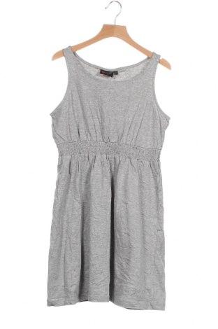 Παιδικό φόρεμα Inside, Μέγεθος 12-13y/ 158-164 εκ., Χρώμα Γκρί, Βαμβάκι, Τιμή 5,68€