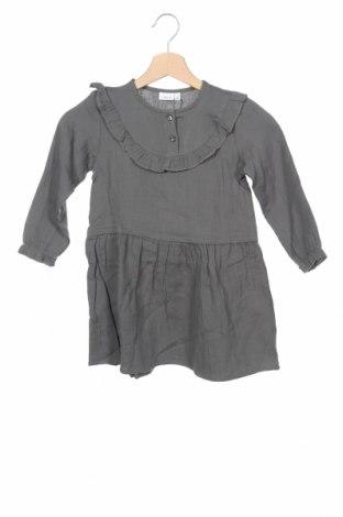 Παιδικό φόρεμα Name It, Μέγεθος 4-5y/ 110-116 εκ., Χρώμα Πράσινο, Βαμβάκι, Τιμή 14,65€