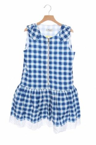 Παιδικό φόρεμα Pili Carrera, Μέγεθος 10-11y/ 146-152 εκ., Χρώμα Μπλέ, Βαμβάκι, Τιμή 21,94€