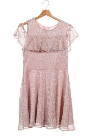 Παιδικό φόρεμα Place Est. 1989, Μέγεθος 15-18y/ 170-176 εκ., Χρώμα Ρόζ , Πολυεστέρας, Τιμή 12,47€