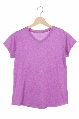 Παιδικό μπλουζάκι Champion, Μέγεθος 13-14y/ 164-168 εκ., Χρώμα Βιολετί, Πολυεστέρας, Τιμή 9,35€