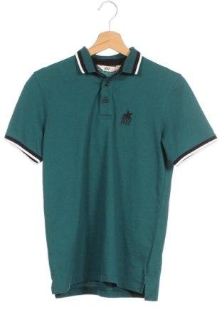Παιδικό μπλουζάκι H&M, Μέγεθος 14-15y/ 168-170 εκ., Χρώμα Πράσινο, Βαμβάκι, Τιμή 9,87€