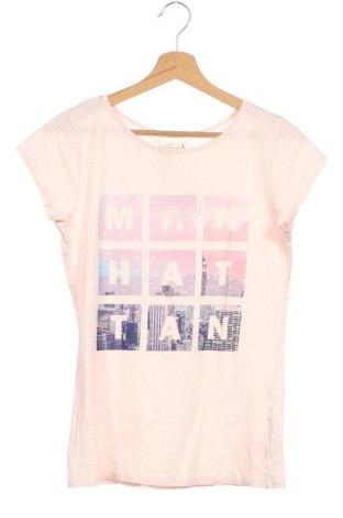 Детска тениска H&M L.O.G.G., Размер 14-15y/ 168-170 см, Цвят Розов, Памук, Цена 15,75лв.