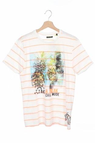 Παιδικό μπλουζάκι Lemon Beret, Μέγεθος 15-18y/ 170-176 εκ., Χρώμα Λευκό, 90% βαμβάκι, 10% πολυεστέρας, Τιμή 8,41€