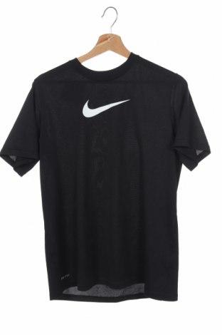 Παιδικό μπλουζάκι Nike, Μέγεθος 15-18y/ 170-176 εκ., Χρώμα Μαύρο, Πολυεστέρας, Τιμή 14,94€