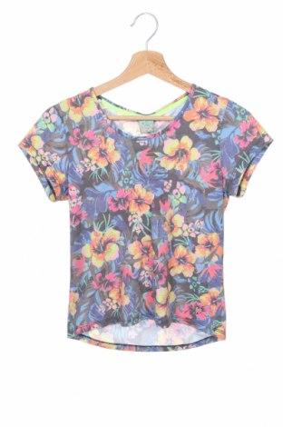 Детска тениска Vingino, Размер 13-14y/ 164-168 см, Цвят Многоцветен, 60% полиестер, 40% памук, Цена 3,16лв.