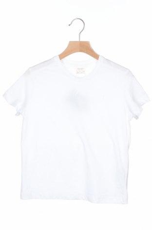 Παιδικό μπλουζάκι Zara Kids, Μέγεθος 4-5y/ 110-116 εκ., Χρώμα Λευκό, 60% βαμβάκι, 40% πολυεστέρας, Τιμή 12,20€