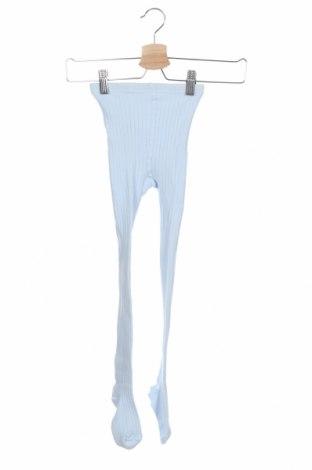 Παιδικό καλσόν, Μέγεθος 7-8y/ 128-134 εκ., Χρώμα Μπλέ, 80% βαμβάκι, 17% πολυαμίδη, 3% ελαστάνη, Τιμή 4,95€