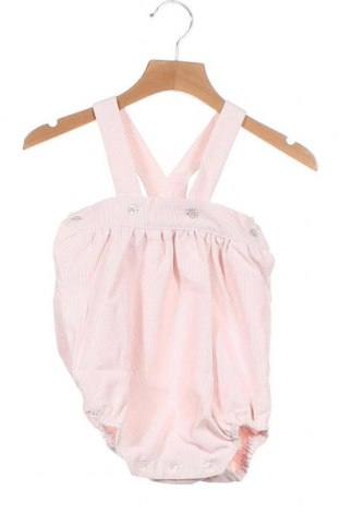 Детски гащеризон Lola Palacios, Размер 12-18m/ 80-86 см, Цвят Розов, 78% полиестер, 19% полиамид, 3% еластан, Цена 23,32лв.