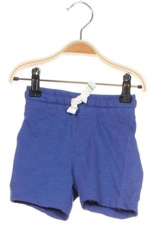 Παιδικό κοντό παντελόνι Mothercare, Μέγεθος 3-6m/ 62-68 εκ., Χρώμα Μπλέ, Βαμβάκι, Τιμή 9,28€