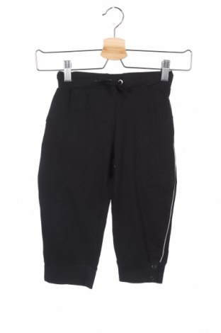 Παιδικό κοντό παντελόνι Champion, Μέγεθος 8-9y/ 134-140 εκ., Χρώμα Μαύρο, Βαμβάκι, Τιμή 13,75€