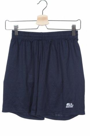 Детски къс панталон Crivit, Размер 10-11y/ 146-152 см, Цвят Син, Полиестер, Цена 13,65лв.