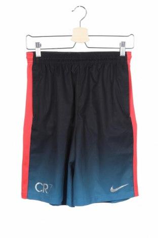 Παιδικό κοντό παντελόνι Nike, Μέγεθος 12-13y/ 158-164 εκ., Χρώμα Μαύρο, 97% πολυεστέρας, 3% ελαστάνη, Τιμή 17,54€