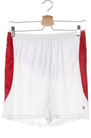 Παιδικό κοντό παντελόνι Nkd, Μέγεθος 15-18y/ 170-176 εκ., Χρώμα Λευκό, Πολυεστέρας, Τιμή 12,96€