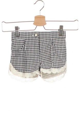 Παιδικό κοντό παντελόνι Pili Carrera, Μέγεθος 9-12m/ 74-80 εκ., Χρώμα Μπλέ, 99% βαμβάκι, 1% ελαστάνη, Τιμή 11,56€