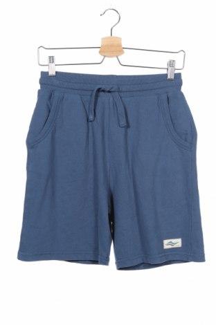 Παιδικό κοντό παντελόνι Review, Μέγεθος 13-14y/ 164-168 εκ., Χρώμα Μπλέ, Βαμβάκι, Τιμή 12,37€