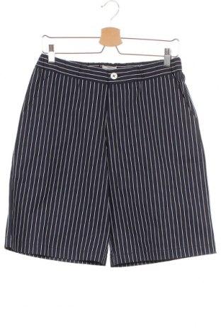 Παιδικό κοντό παντελόνι Unauthorized, Μέγεθος 15-18y/ 170-176 εκ., Χρώμα Μπλέ, 97% βαμβάκι, 3% ελαστάνη, Τιμή 8,35€