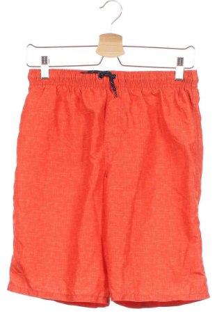 Παιδικό κοντό παντελόνι Wonder Nation, Μέγεθος 15-18y/ 170-176 εκ., Χρώμα Πορτοκαλί, Πολυεστέρας, Τιμή 8,18€