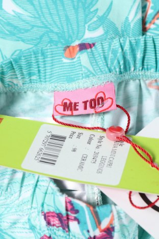 Παιδικό κολάν Me Too, Μέγεθος 2-3y/ 98-104 εκ., Χρώμα Πολύχρωμο, 95% βαμβάκι, 5% ελαστάνη, Τιμή 9,81€