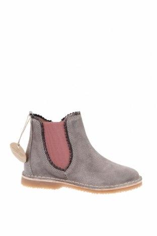 Παιδικά παπούτσια Bisgaard, Μέγεθος 28, Χρώμα  Μπέζ, Φυσικό σουέτ, Τιμή 25,27€