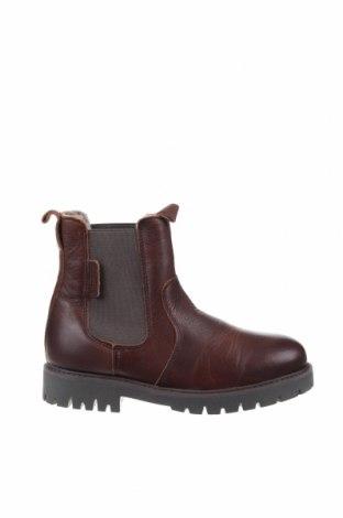 Παιδικά παπούτσια Bisgaard, Μέγεθος 33, Χρώμα Καφέ, Γνήσιο δέρμα, Τιμή 25,27€