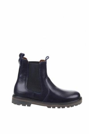 Παιδικά παπούτσια Bisgaard, Μέγεθος 33, Χρώμα Μπλέ, Γνήσιο δέρμα, Τιμή 25,27€