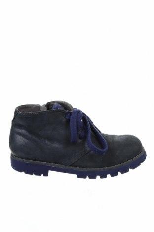 Детски обувки Camper, Размер 30, Цвят Син, Естествена кожа, Цена 44,52лв.