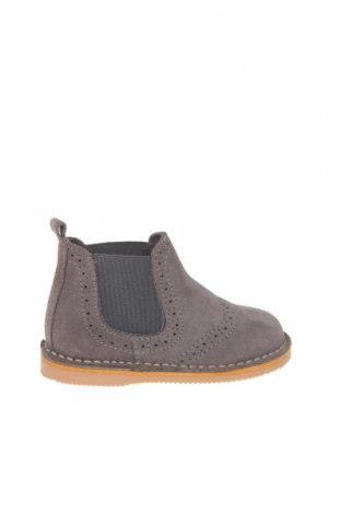 Παιδικά παπούτσια Little Celebs, Μέγεθος 21, Χρώμα Γκρί, Φυσική τρίχα, Τιμή 16,06€