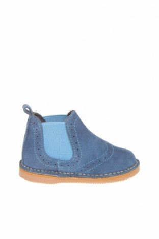 Παιδικά παπούτσια Little Celebs, Μέγεθος 20, Χρώμα Μπλέ, Φυσικό σουέτ, Τιμή 16,06€