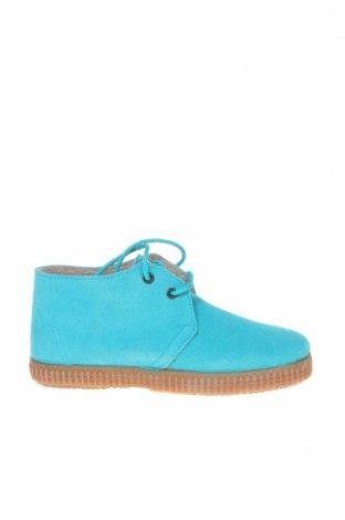 Παιδικά παπούτσια Little Celebs, Μέγεθος 30, Χρώμα Μπλέ, Φυσικό σουέτ, Τιμή 13,87€