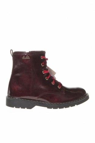 Детски обувки Lulu, Размер 35, Цвят Червен, Еко кожа, Цена 44,55лв.