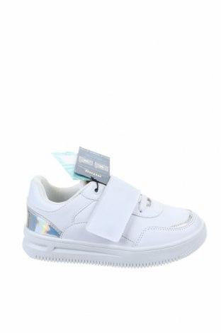 Детски обувки Mtng, Размер 34, Цвят Бял, Еко кожа, Цена 59,25лв.