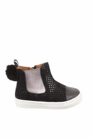 Dětské boty  Oca-Loca, Velikost 22, Barva Černá, Pravá kůže, Cena  431,00Kč