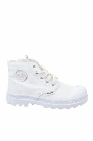 Детски обувки Palladium, Размер 32, Цвят Бял, Текстил, Цена 104,25лв.