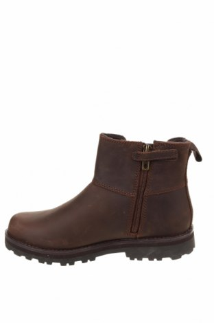 Детски обувки Timberland, Размер 34, Цвят Кафяв, Естествена кожа, Цена 56,70лв.